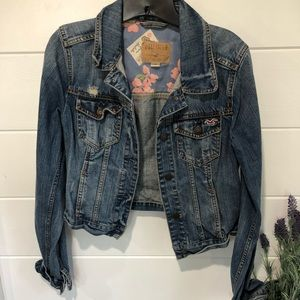 Hollister Jean Jacket